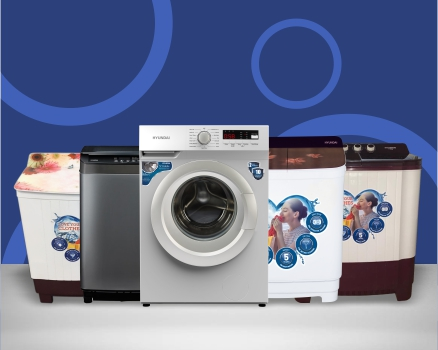 Buy the Right Washing Machine for your Home